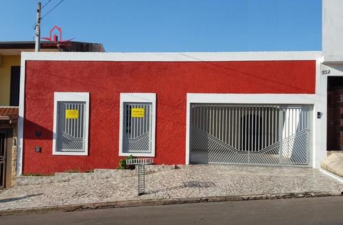 Casa A Venda No Bairro Jardim Morada Do Sol Em Indaiatuba - - 3492-1