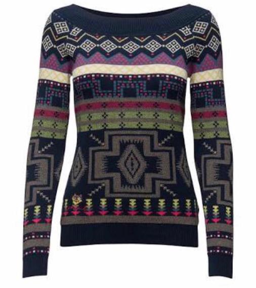 Suéter Desigual Epoque