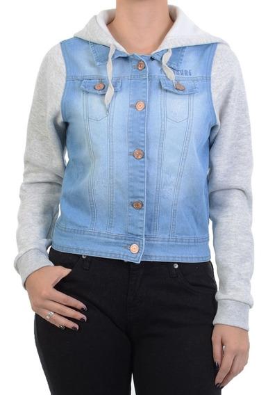 Jaqueta Jeans Freesurf Denim Azul