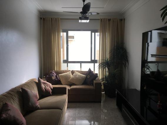 Apartamento Em Jardim Três Marias, Guarujá/sp De 56m² 1 Quartos À Venda Por R$ 200.000,00 - Ap224549