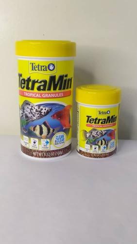 Comida Para Peces De Acuario Tetramin