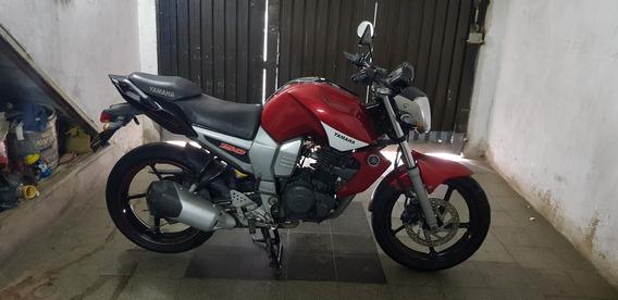 Yamaha Fz 150 - 2010 - Roja