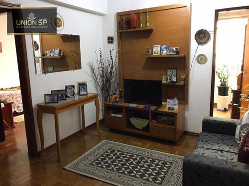 Imagem 1 de 25 de Apartamento À Venda, 42 M² Por R$ 360.000,00 - Santa Cecília - São Paulo/sp - Ap51123