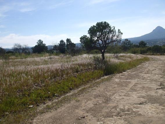 Amplio Terreno En Venta Con Hermosa Vista Panorámica