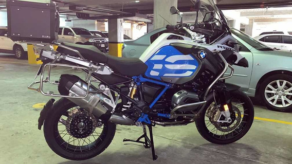 Bmw Gs Adventure 1200 Rallye Tft