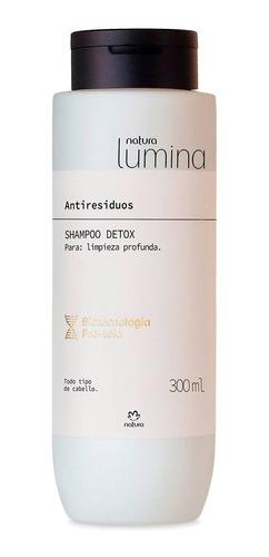Imagen 1 de 1 de Shampoo Detox Antiresiduos 300 Ml Natura - mL a $60
