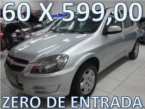 Chevrolet Celta Completo Zero De Entrada + 60 X 599,00 Fixas