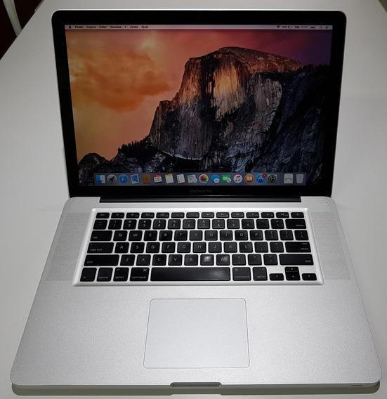 Macbook Pro 15 I7, 16gb, Hd 500gb, A1286 2011 + Acessórios