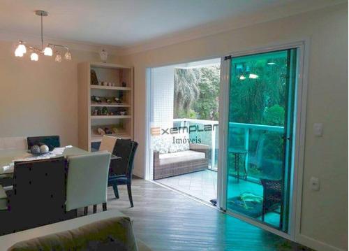 Apartamento Com 3 Dormitórios À Venda, 118 M² Por R$ 1.000.000,00 - Santana - São Paulo/sp - Ap0936