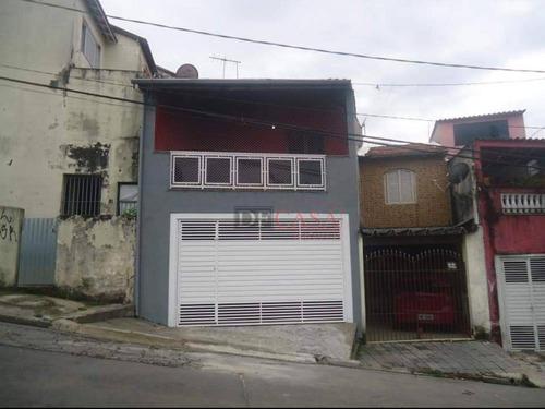 Imagem 1 de 20 de Sobrado Com 3 Dormitórios À Venda, 200 M² Por R$ 402.000,00 - Vila Progresso (zona Leste) - São Paulo/sp - So3364