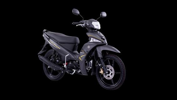 Yamaha T115 Negro Amarillo 2020