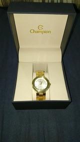 Relógio Feminino Crystal Champion Cn27134h