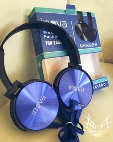 Fone De Ouvido Alta Precisão P2 Inova 2059d Promoção