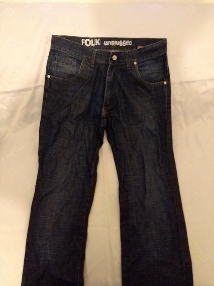 Pantalon Folk T44
