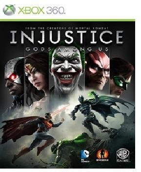 Injustice: Gods Among Us Jogo Xbox 360 Licença Digital