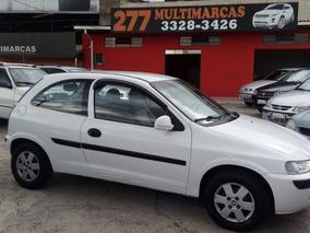 Chevrolet Celta 1.0 8v 2001 Branco Gasolina