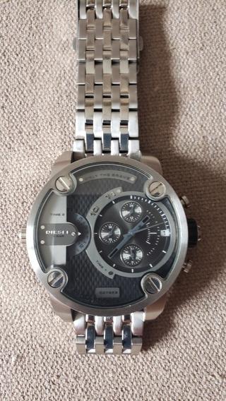 Relógio Diesel Little Daddy - Idz7259/z - Original + Caixa