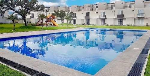 Se Vende Casa En Hermoso Condominio Residencial Al Sur De Cuernavaca