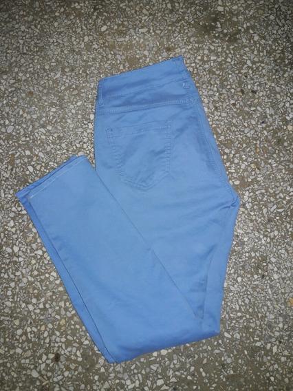Pantalon Corte Normal Strech Para Dama Tubito 15 Vdes