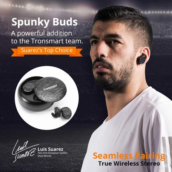Tronsmart Spunky Buds Tws Touch Control Orejeras Bluetooth 5