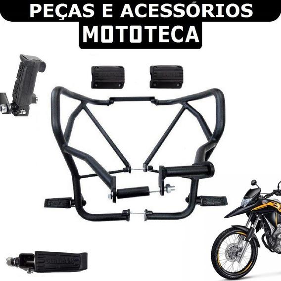Protetor Carenagem Motor Xre 300 2009 Em Diante Chapam 0