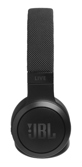 Headphone Jbl Live400 Bt Over-ear Bluetooth Com Microfone