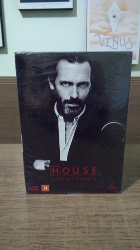 House A Série Completa Box C/ 46 Dvds Original Lacrado