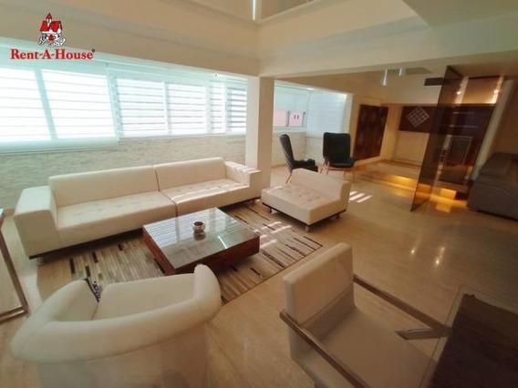 Pent House En Venta Maracay Urb El Bosque Cod 20-22820 Sh