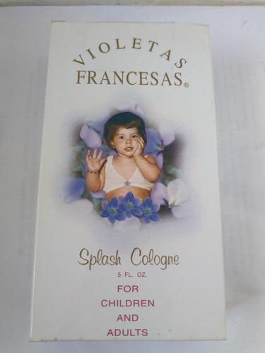 Colonia Niño Violetas Francesas 5 Oz  Original