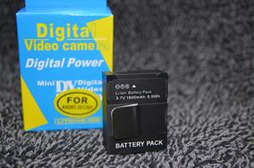 Bateria Recarregável Gopro + Hero 3 3+ Modelos Ahdbt-30