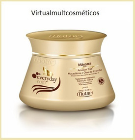 Máscara Everyday Nutrit Mutari 300 Gr