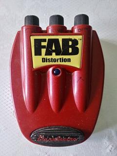 Pedal Guitarra Danelectro Fab Distorsion