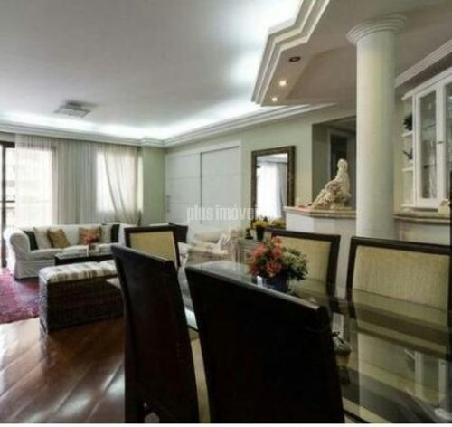 Excelente Apartamento No Moema - Mi108535