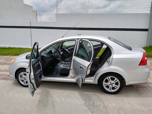 Imagen 1 de 13 de Chevrolet Aveo 2015
