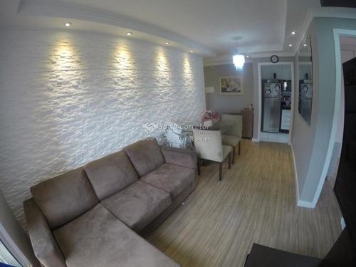 Imagem 1 de 15 de Apto 47m² Spazio Verona - Vila Flórida Guarulhos - Apartamento A Venda No Bairro Vila Flórida - Guarulhos, Sp - Sc00421