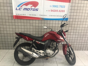 Honda Cg 160 Fan Esdi