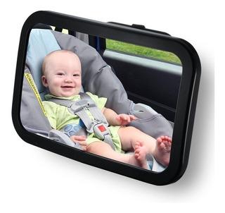 Espejo Retrovisor Seguridad Para Bebés 360° Anti Astillante
