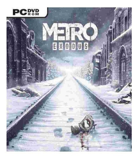 Metro Exodus Gold Edition-pc-dvd(midia Fisica)