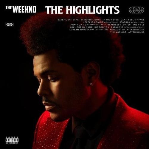 Imagen 1 de 1 de The Weeknd Highlights Greatest Hits Cd Nuevo 2021 Original