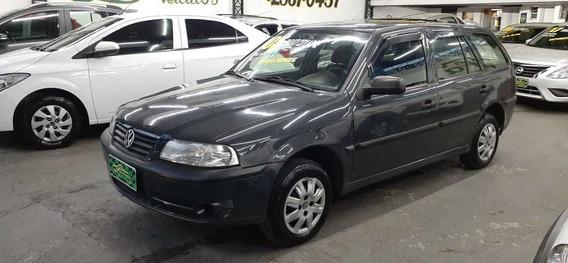 Volkswagen Parati 2005 1.6 City Total Flex 5p