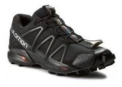 Zapatillas Hombre Salomon Speedcross 4 Blk Trekking 383130