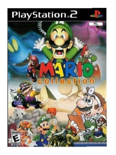 Coletânea Super Mario World Envio Imediato Pc E Ps2