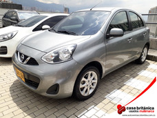 Nissan March Sense Mecanico 4x2 Gasolina