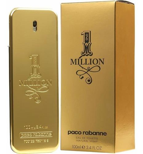 Imagen 1 de 1 de Perfume Loción One Million Paco Rabanne - mL a $700