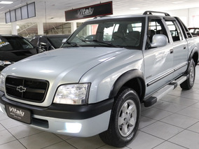 Chevrolet S10 2.4 Advantage Cab. Dupla 4x2 Flexpower 4p!!!
