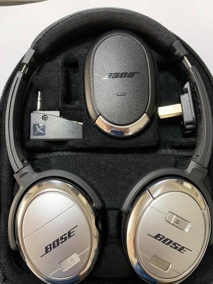 Headphone Bose Quiet Comfort 3