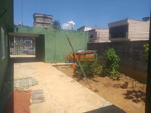 Casa Com 2 Dormitórios À Venda, 98 M² Por R$ 420.000,00 - Jardim Adriana - Guarulhos/sp - Ca0479