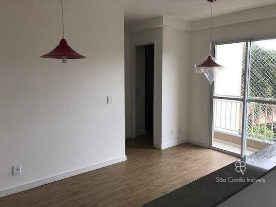 Apartamento Com 2 Dormitórios À Venda, 47 M² Por R$ 220.000 - Villas Da Granja - Granja Viana - Carapicuíba/sp - Ap0050