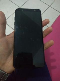 Celular Samsung Galaxy A6+ 64 Gb Preto