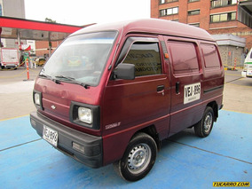 Chevrolet Super Carry 1000cm Mt Van Carga